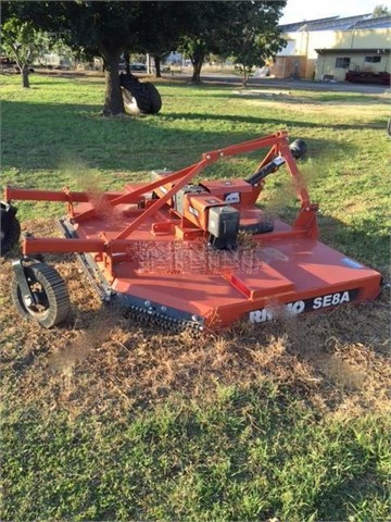 2016 Rhino SE8A heavy duty slasher